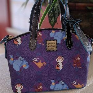 Disney Aladdin satchel Dooney and Bourke